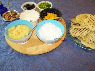 Indian Feast Recipes