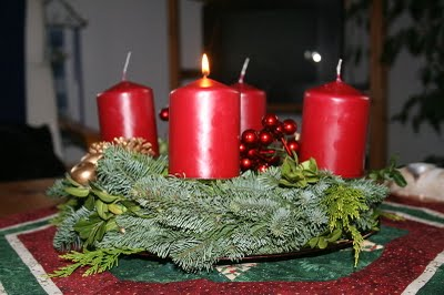 Advent Wreath Devotions
