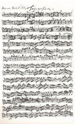 ccs Bach suite