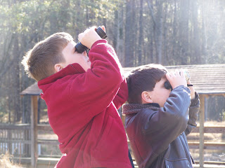 Youth Birding Competition Results