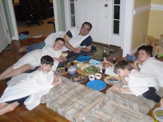 aa greek feast