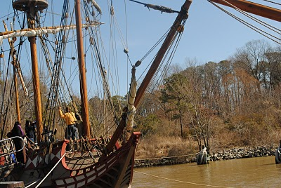 Homeschool Days in Jamestown Virginia