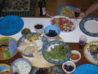 aa recipes greek